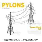 Vector High Voltage Pylon...