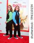 Small photo of LOS ANGELES - MAY 16: Zakk Paradise, Xander Paradise at the The Do-Over Premiere Screening at the Regal 14 Theaters on May 16, 2016 in Los Angeles, CA