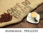 coffee cup | Shutterstock . vector #59612233