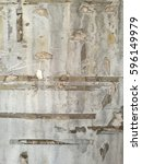 dirty tape mark. dirty... | Shutterstock . vector #596149979