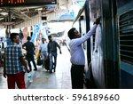 west bengal  india   siliguri...   Shutterstock . vector #596189660