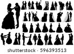 Vector  Isolated Large Set Of...
