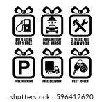 vector collection of auto gift...