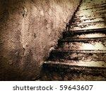 Grunge Stairs  Underground...