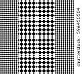 vector seamless pattern.... | Shutterstock .eps vector #596450504