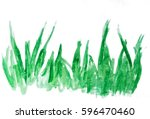 abstract watercolor background... | Shutterstock . vector #596470460