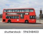 london  uk   may 25  2015 ... | Shutterstock . vector #596548403