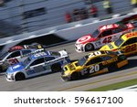 february 26  2017   daytona... | Shutterstock . vector #596617100