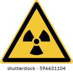 Warning  Radioactive Material...