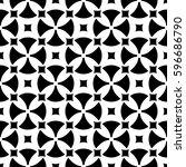 raster seamless pattern ... | Shutterstock . vector #596686790