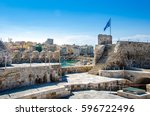View Of Heraklion Harbour From...