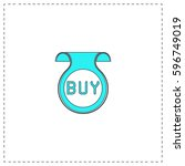 buy outline vector icon with...