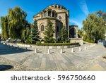 St Nedelya Church In Sofia ...