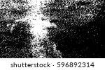 black and white vintage grunge... | Shutterstock .eps vector #596892314