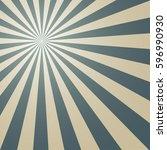 sunburst rays sunbeam... | Shutterstock .eps vector #596990930