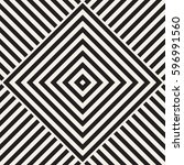 repeating geometric stripes... | Shutterstock .eps vector #596991560