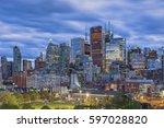toronto  canada   may 15  2016  ... | Shutterstock . vector #597028820