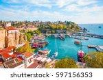 Old Town  Kaleici  In Antalya ...