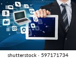 music.   Shutterstock . vector #597171734
