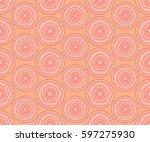 seamless textured circles....