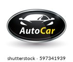 concept auto vehicle dealership ... | Shutterstock .eps vector #597341939