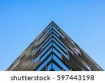 building | Shutterstock . vector #597443198