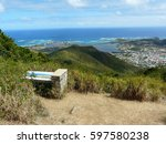 Saint Martin  View From The To...