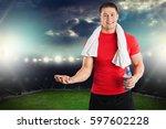 men. | Shutterstock . vector #597602228