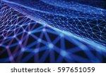 3d illustration  concept image. ... | Shutterstock . vector #597651059