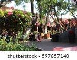 tlaquepaque  guadalajara ...   Shutterstock . vector #597657140