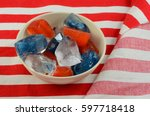 Red  White And Blue Patriotic...