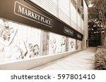 repulse bay  hongkong   feb  26 ...   Shutterstock . vector #597801410