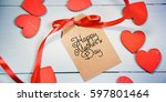 background for mothers day | Shutterstock . vector #597801464