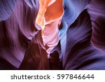 Small photo of Lower Antelope Canyon, Page, Arizona, United States