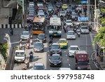 bangkok  thailand   october 28  ...   Shutterstock . vector #597958748