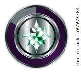 round shield in progress frame...