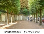 three family generations are...   Shutterstock . vector #597996140