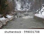 The Mountain River Flows...