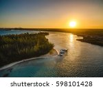 Sunset Over Bahia De Andres ...
