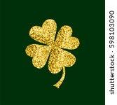 Happy Saint Patrick's Day. Gol...