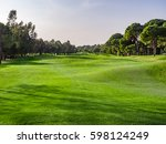 Photo Of Golf Course In The...