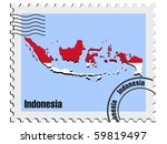 vector stamp with the image... | Shutterstock .eps vector #59819497