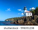 Lime Kiln Point Lighthouse ...