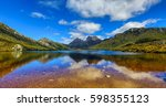 Amazing view of Cradle Mountain! (Tasmania)