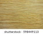 close up of brown laminate wood ... | Shutterstock . vector #598449113