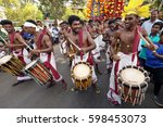 kannur   india   february 5 ... | Shutterstock . vector #598453073