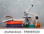 education concept   chemical