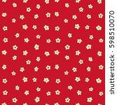 Graphic Print Flower Pattern O...