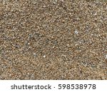 Closeup Of Sand At The Beach A...