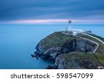 South Stack Lighthouse In Nort...